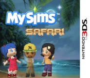 MySims Safari 2