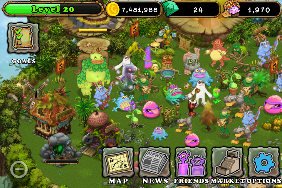 My Singing Monsters Best Composer Island