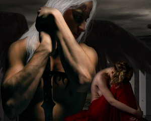 File:Cratus and Delphine by Pickyme.jpg