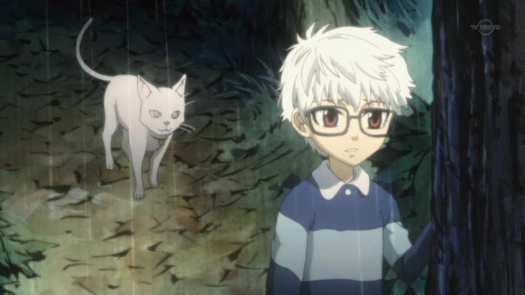 Nabari No Ou Kouichi And Raimei Kouichi and Shijima