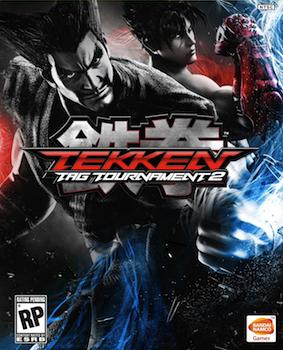 Tekken TT2 console