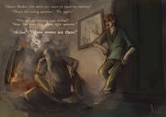 Kvothe and elodin the room by stella di a-d58lioa