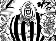 Taizoo as referee