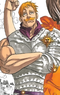 Escanor Day Colored