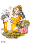 Volume 8 Illustration Card Animate
