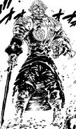 Helbram disguised as the old warrior