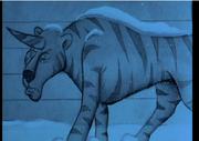 Horned tiger 2