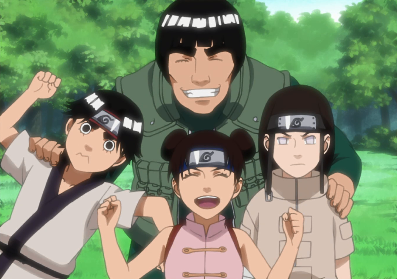 Team Guy | Narutopedia | Fandom powered by Wikia