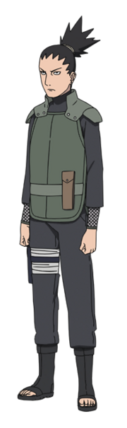Shikamaru - The Last