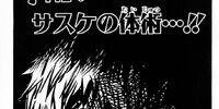 Sasuke's Taijutsu…!!