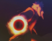 Fire Release Flame Rasengan