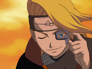 Deidara Eye Scope