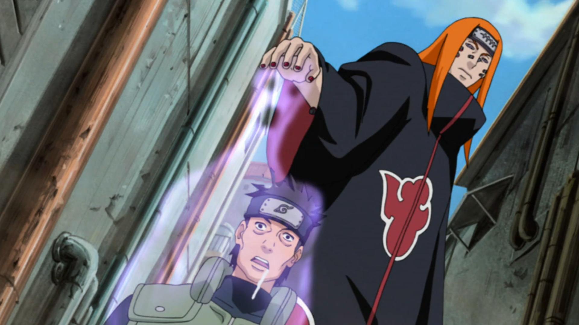 Naruto Uzumaki Vs Sasuke Uchiha Absorption Soul Techni...