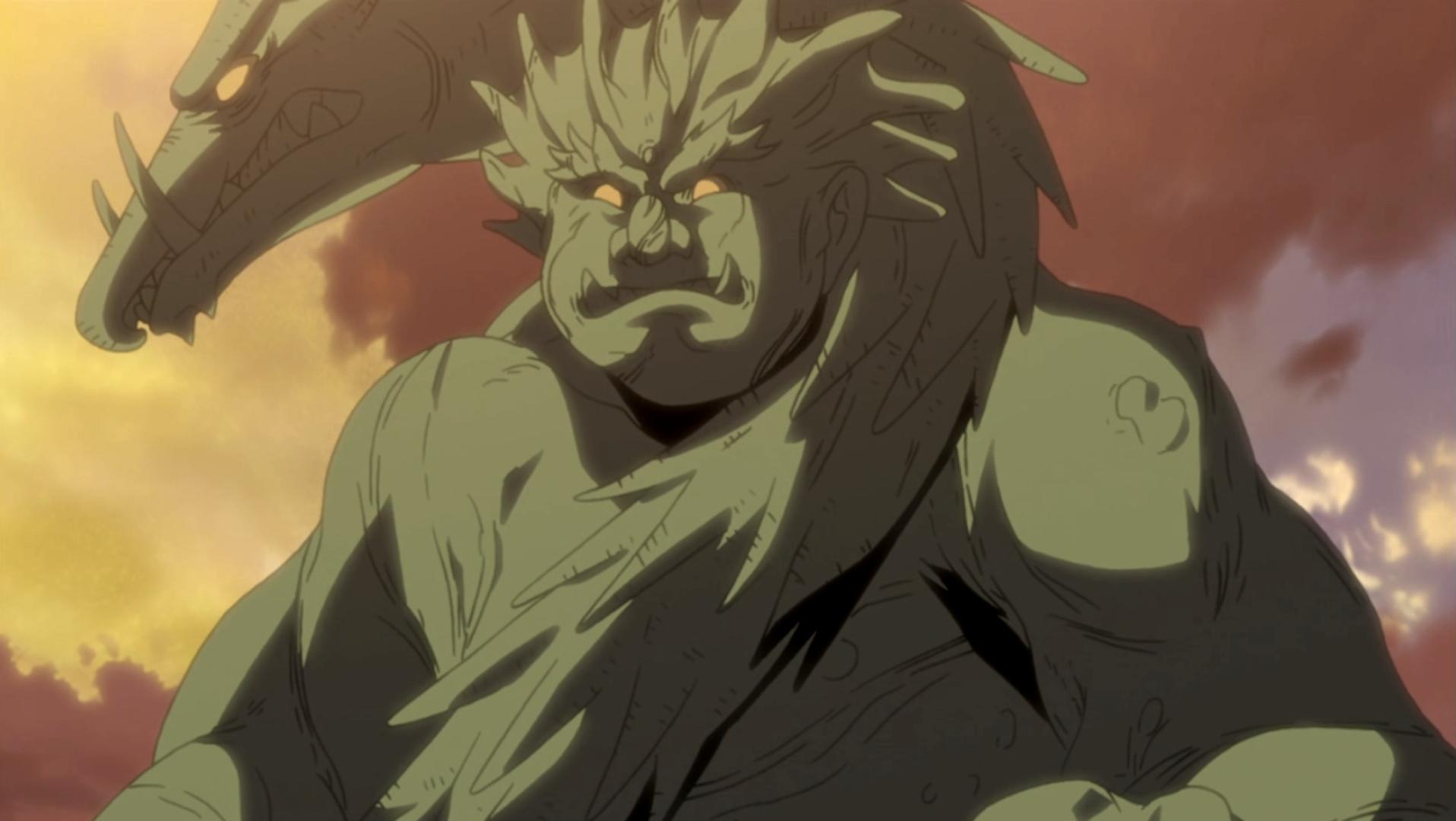 תוצאת תמונה עבור hashirama wood dragon
