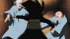 Medic Ninja in Danger