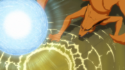 Sage Art-Ultra-Big Ball Rasengan