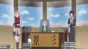 Hokage's office