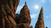 Orochimaru's Northern Hideout