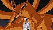 Danzō and Kurama