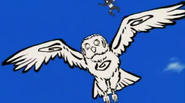 Super Beast Imitating Drawing Owl