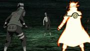 Black Zetsu controling Obito