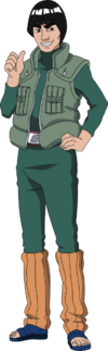 Guy Sensei