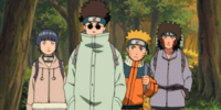 Bikōchū Search Team