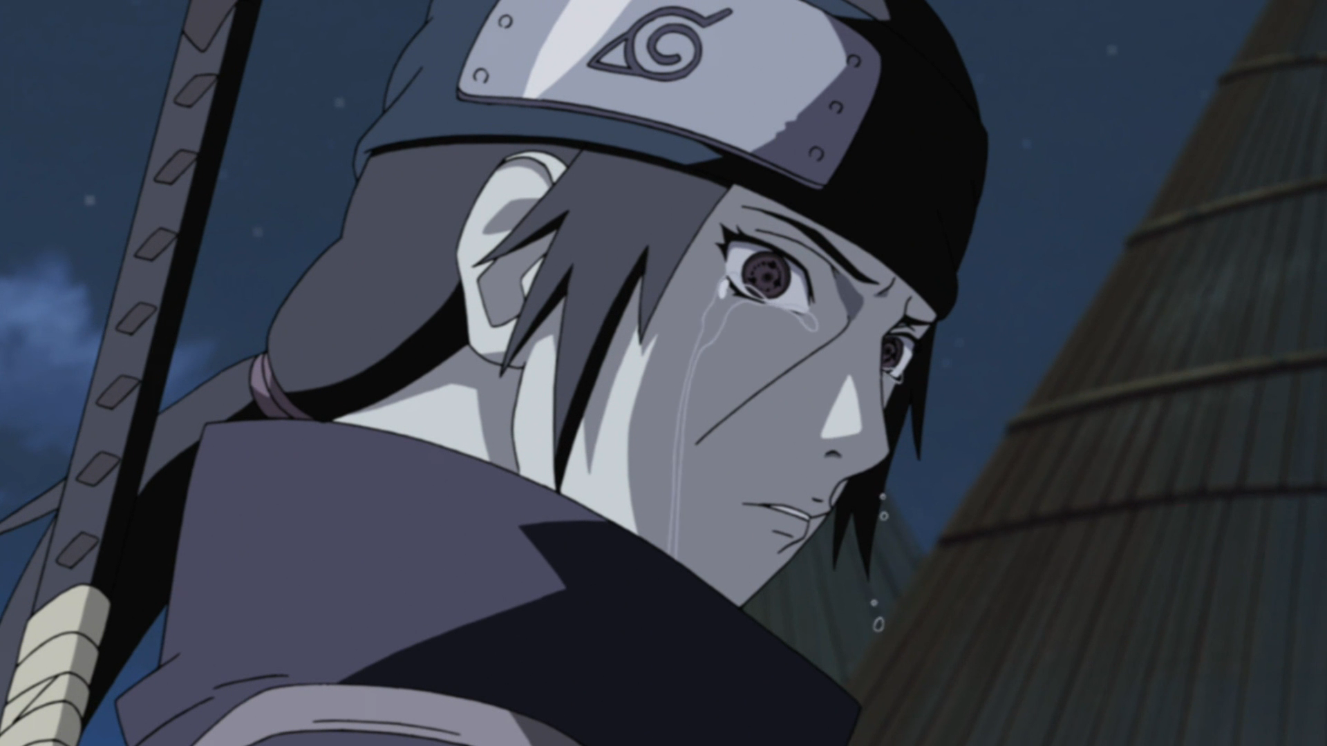 Image - Itachi crying.png | Narutopedia | Fandom powered ... Sage Of The Six Paths Face