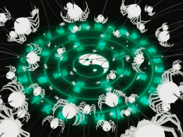 File:Eight Trigrams One Hundred Twenty-Eight Palms.png