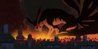 Nine-Tailed Demon Fox's Attack