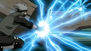 Kakashi vs. Gedo Mazo
