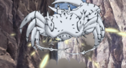 Super Beast Imitating Drawing Crab