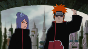 Pain And Konan