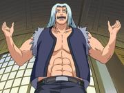 Mizuki after being in the prison