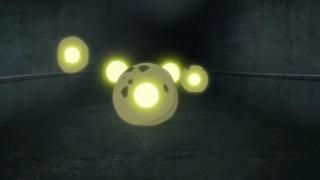 Green Egg Bombs