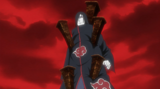 Orochimaru Caught In The Shackling Stakes