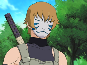 Fox-Masked Anbu Member