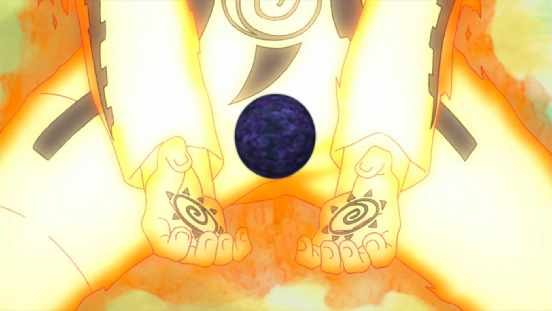 Tailed Beast Rasengan   Narutopedia   FANDOM powered by Wikia