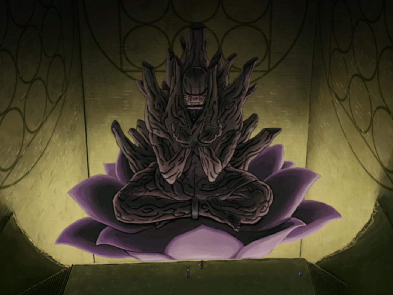Sealing Jutsu Nine Phantom Dragons