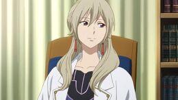 Kurumi Yuri Shy Thoughts