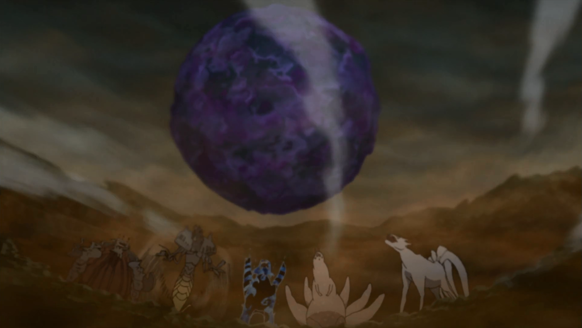 Collaborated Tailed Beast Ball | Naruto Fanon Wiki ...