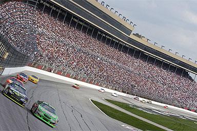 Atlanta Motor Speedway Stock Car Racing Wiki Fandom