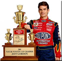 Gordon winston cup