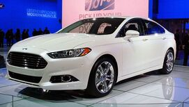 Ford Fusion (2nd generation)