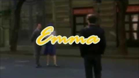 Emma opening movie credits