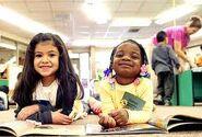Kids at Adoha School