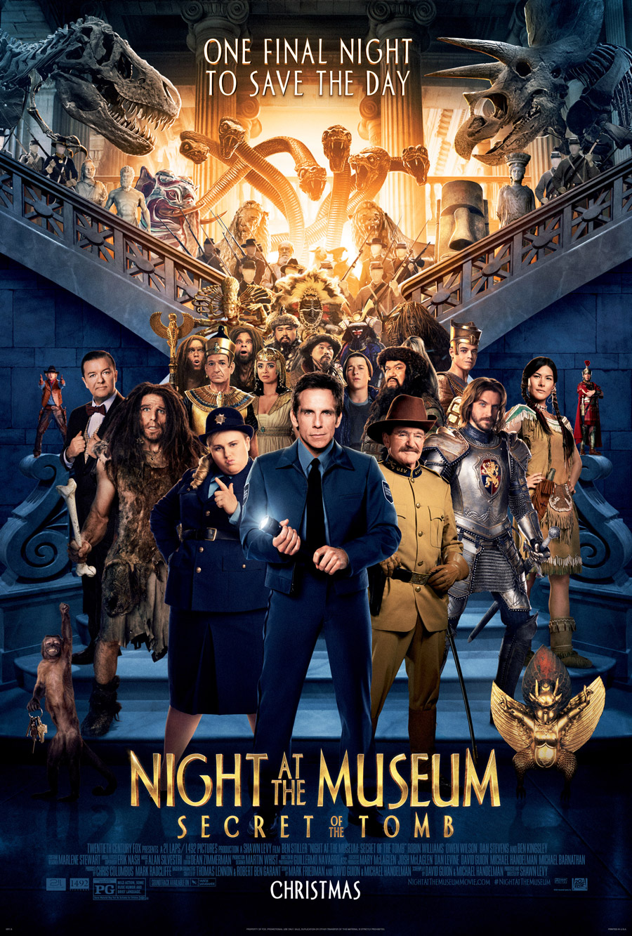 Night At The Museum: Secret Of The Tomb | Night At The ...