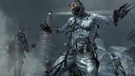Zombies in Call of the Dead 3