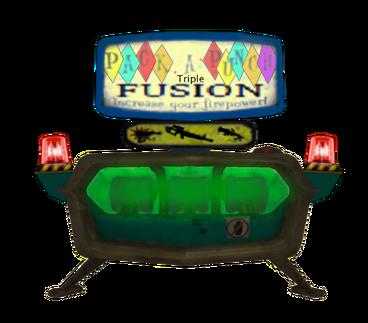 Pack a punch triple fusion machine nazi zombies plus
