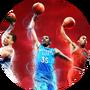 NBA 2K13 Button